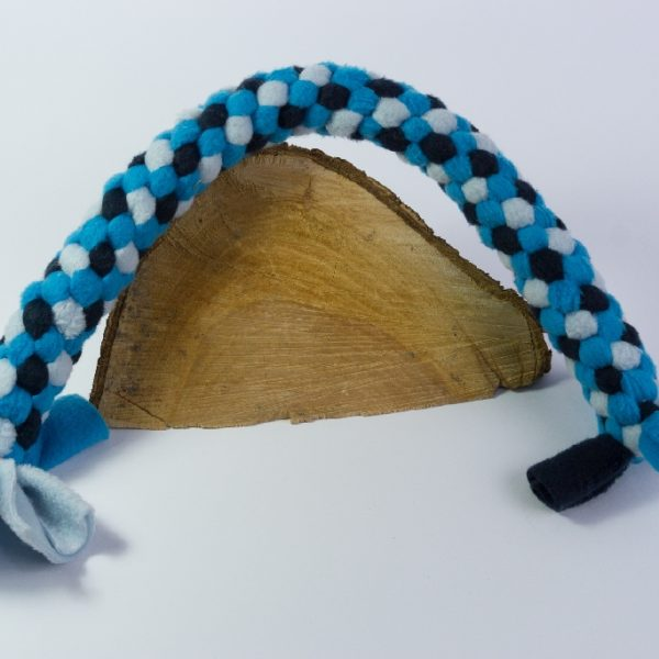 WauZieh Fleecezergel - Großartig im Muster 3 Farben