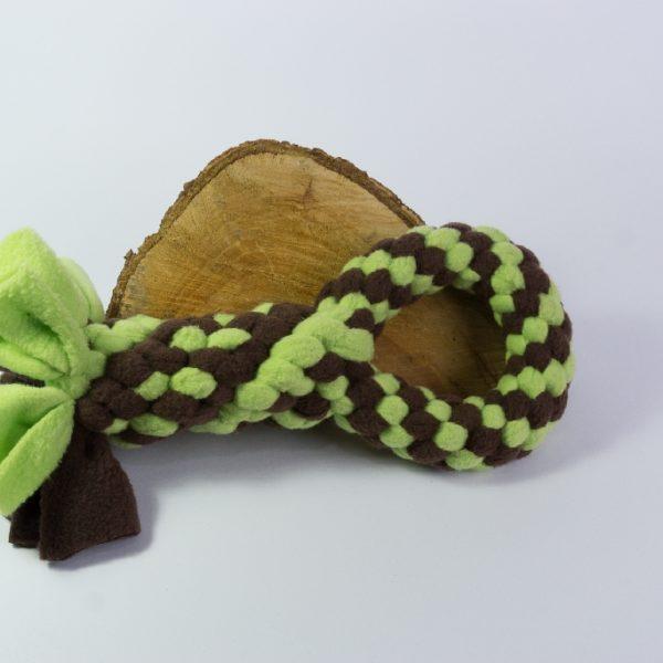 WauZieh Fleecezergel - Starker Lolli im Muster 2 Farben Mix