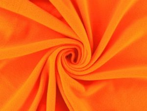 Antipilling Fleece Neonorange