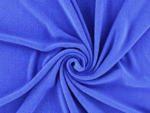 Antipilling Fleece Royalblau